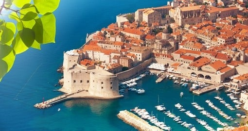 See the sparkling Adriatic on your Croatia tour