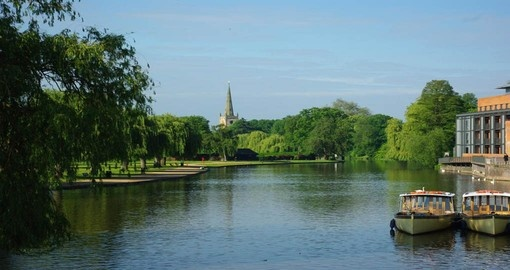 Explore Stratford upon Avon during your next trip to London.
