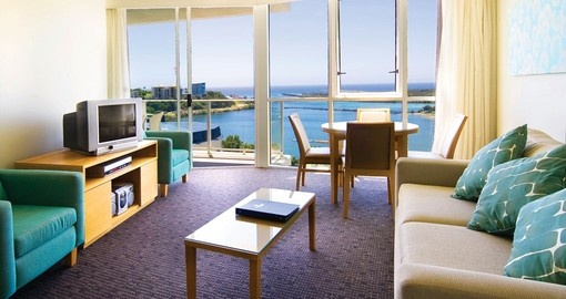 Ooutrigger Twin Towns, 1 Bedroom Suite