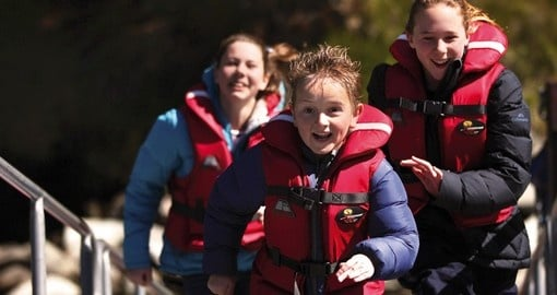 Experience Shotover Jet in Queenstown during your next New Zealand tours.