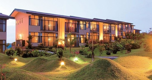Stay at luxurious Arenal Kioro Suites & Spa onb your Costa Rica Vacation