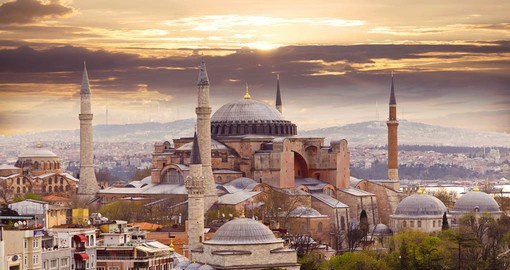 Discover Istanbul during your trip to Turkey