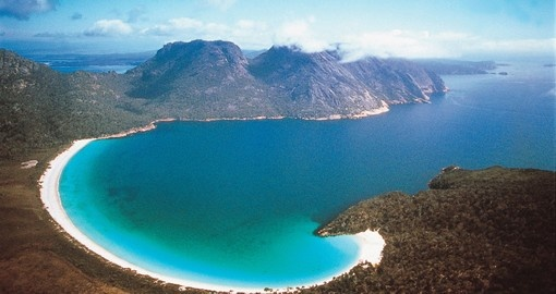 Explore beautiful surrounding of Saffire Freycinet during your next trip to Australia.