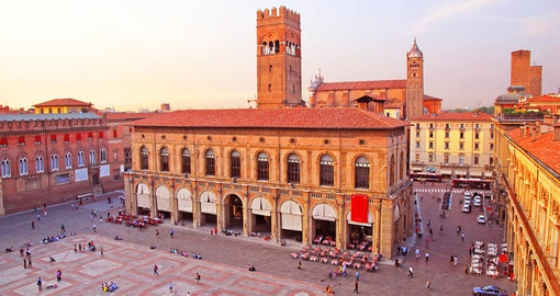 Explore Bologna on your trip to Italy