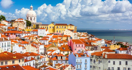 Spread across seven hills, Lisbon  is one of the most charismatic and vibrant cities of Europe