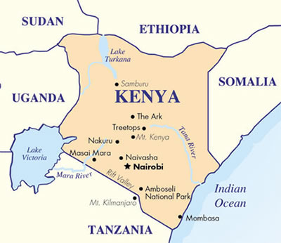 Essential kenya super special kenya vacation safari goway itinerary view trip map view trip special gumiabroncs Images
