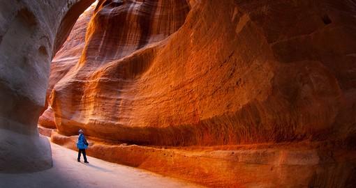 Petra Tours Jordan Vacation Amp Tours 2018 19 Goway Travel