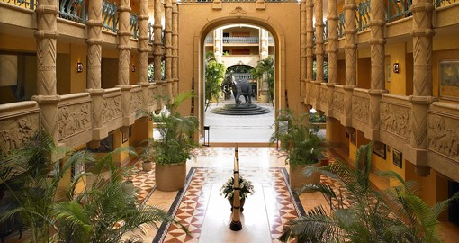 Palace Of The Lost City Stay Of Distinction Goway Travel