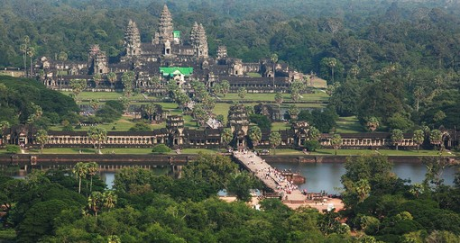 Angkor Wat Stopover Cambodia Tour Goway