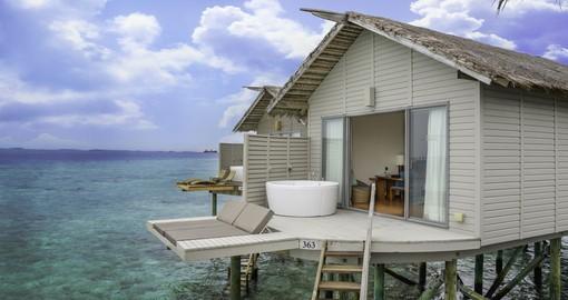 Centara Ras Fushi Resort And Spa Maldives Vacations Goway