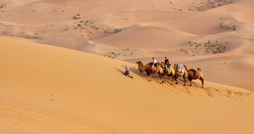 Gobi Desert Mongolia Mongolia Tour 2018 19 Goway Travel