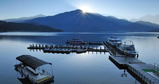 Sun Moon Lake Taiwan Taiwan Vacations 2019 20 Goway