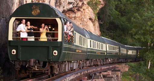 Singapore to Bangkok Luxury Train | Asia Tours | Goway Travel
