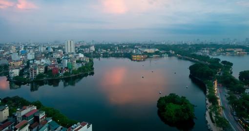 Classic Vietnam: ex Hanoi