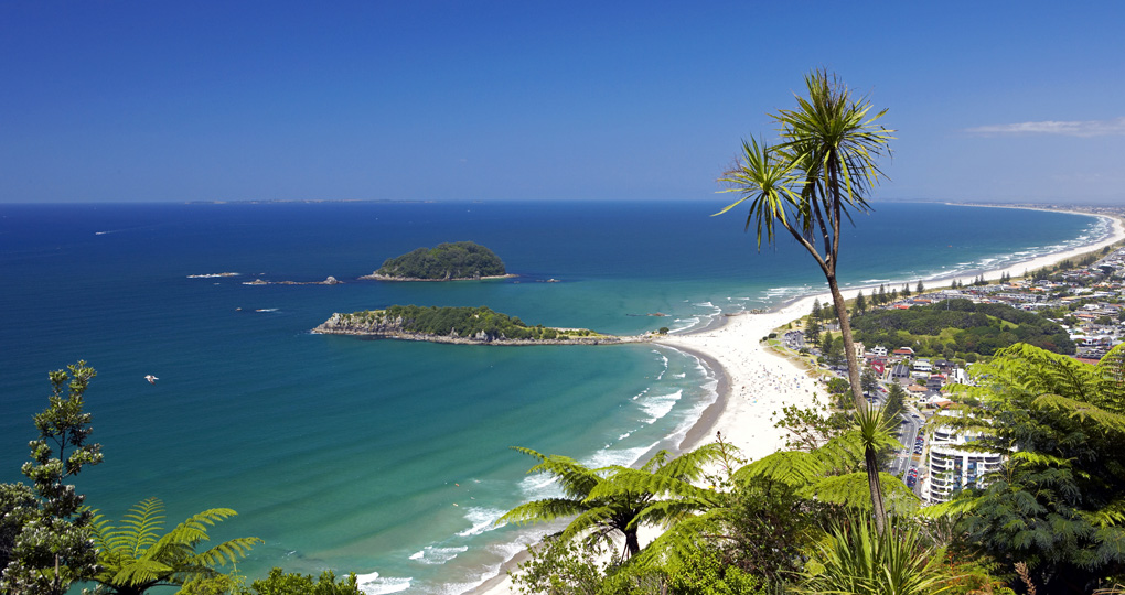 Bay of Plenty, Mount Maunganui