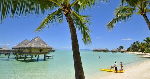 intercontinental le moana resort bora bora vacations goway