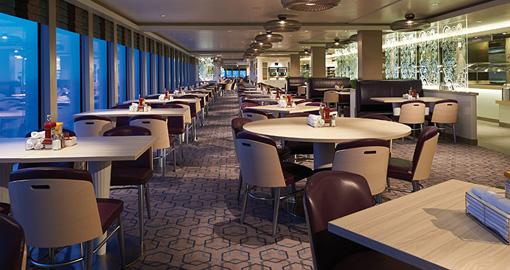 Norwegian Cruises Line L Norwegian Getaway Dining L Goway Travel