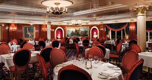 Liberty Main Dining Room