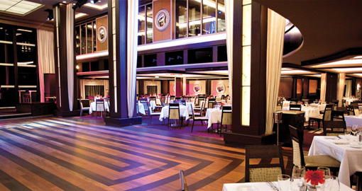 The Manhattan Room (Main Dining).