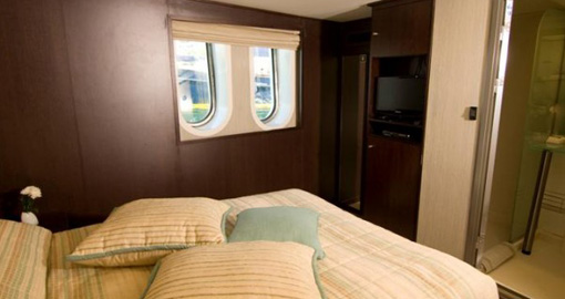 Harmony V Cabin Category C.