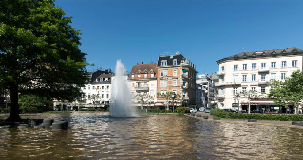 Baden-Baden has long been one of Germany's most luxurious stops.