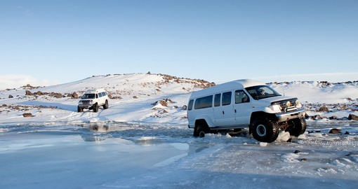 Winter Super Jeep Adventure   Iceland Vacation   Goway Travel