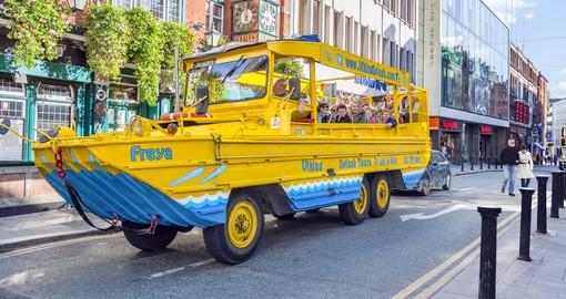 Dublin: Viking Splash Tour