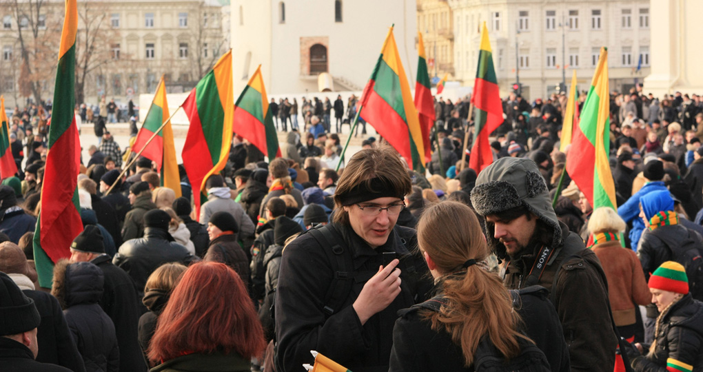 Celebration of Independence, Lithuania