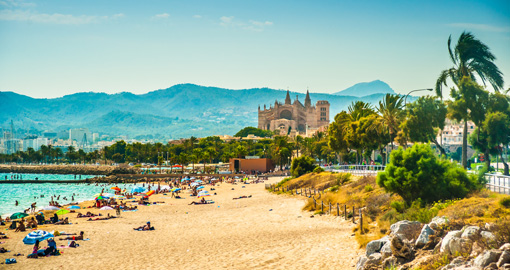 Palma-de-Mallorca, Balearic islands, Spain