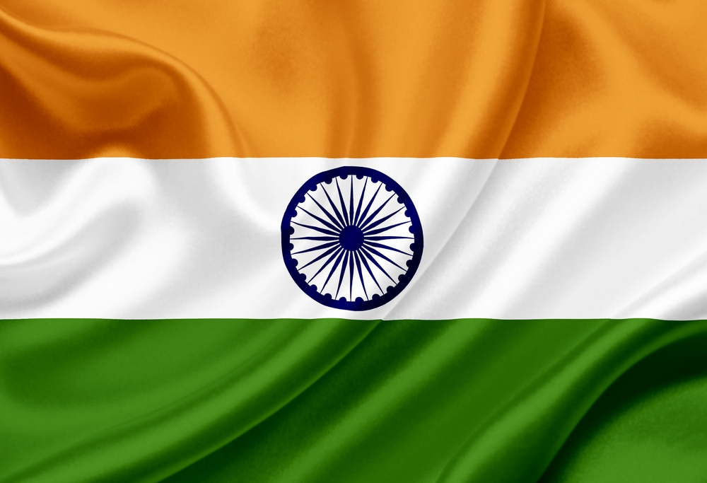 Flower With Indian Flag Hd: India - Country Quickfacts
