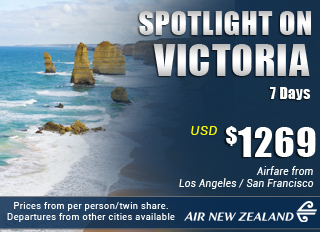 Spotlight on Victoria US