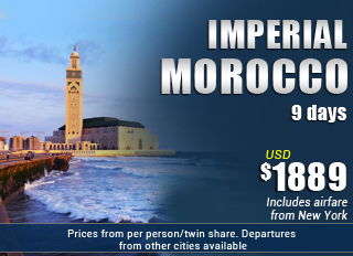 Imperial Morocco USA