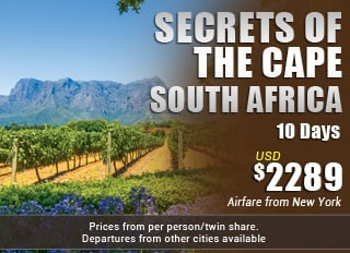 Secrets of Cape US