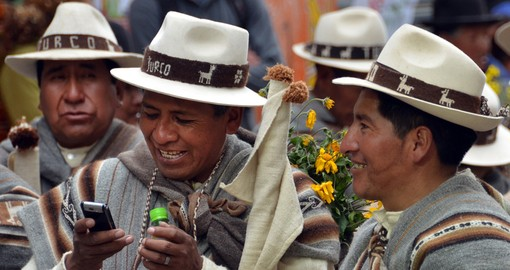 oruro singles The carnival of oruro is a religious festival dating back more than 200 years that takes place in oruro, bolivia.