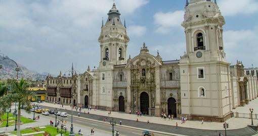 Lima Tours Ancient Cultures Goway Travel