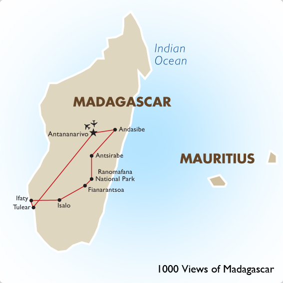 Madagascar Vacation Packages Madagascar Travel Goway