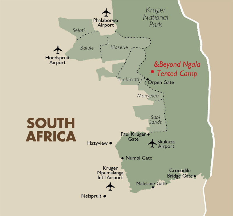 andBeyond Ngala Tented C&  sc 1 st  Goway Travel & u0026Beyond Ngala Tented Camp | South Africa Safari | Goway Travel