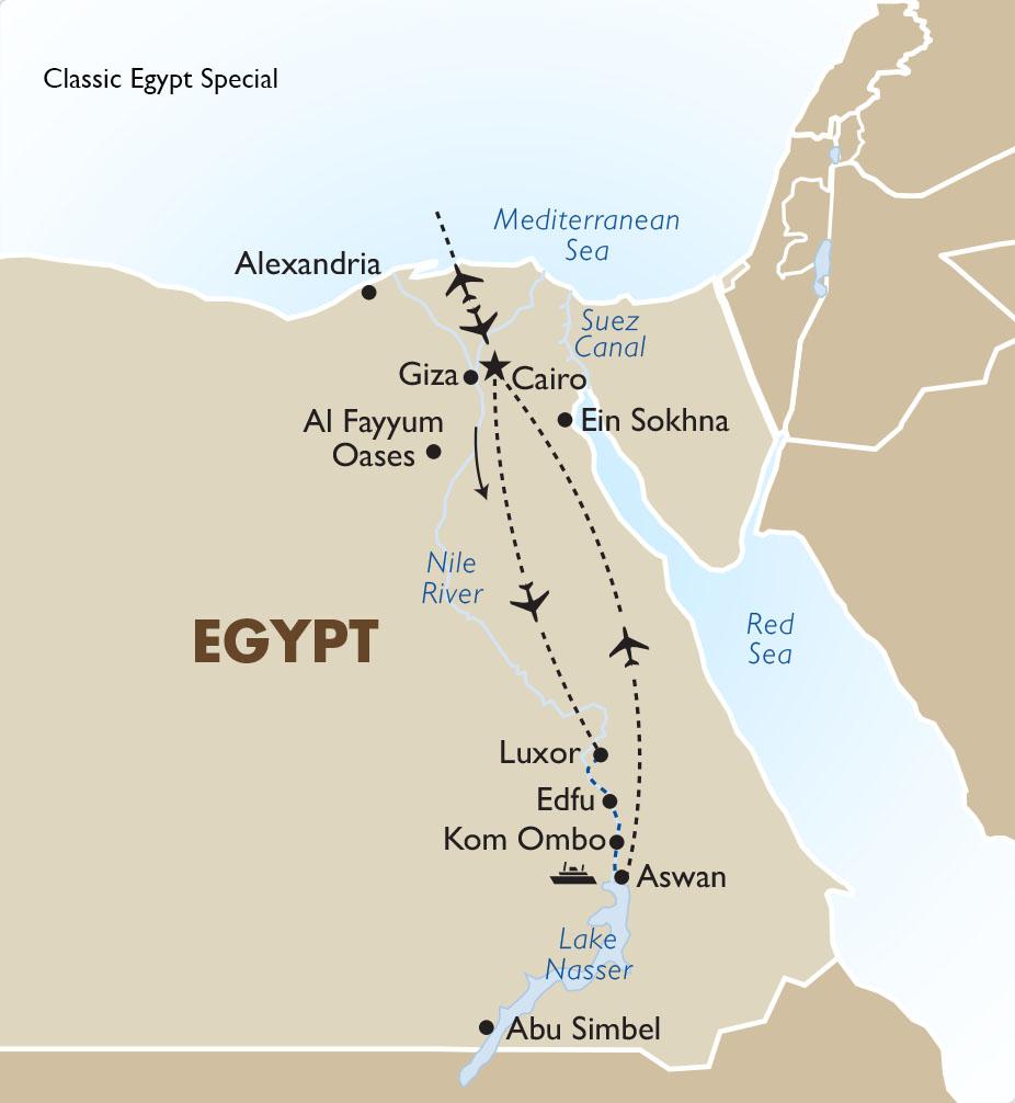 Classic Egypt Egypt Tour