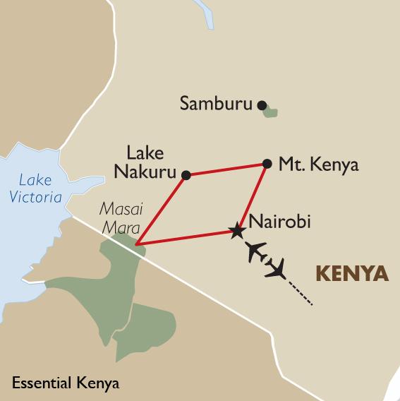 Essential kenya kenya safari vacation goway travel essential kenya gumiabroncs Images