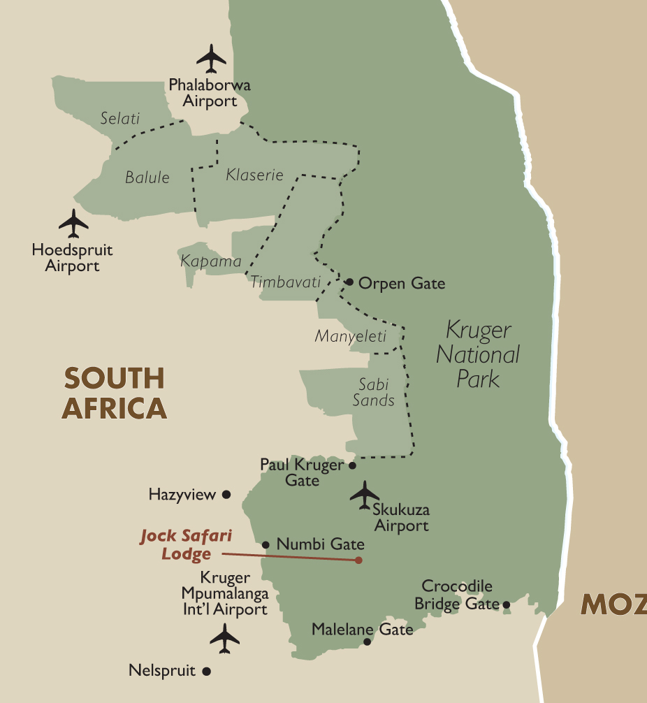 Jock Safari Lodge  South Africa Trips  Goway Travel