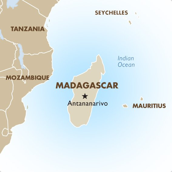 Map Of Africa Madagascar.Madagascar Travel Information And Tours Goway Travel