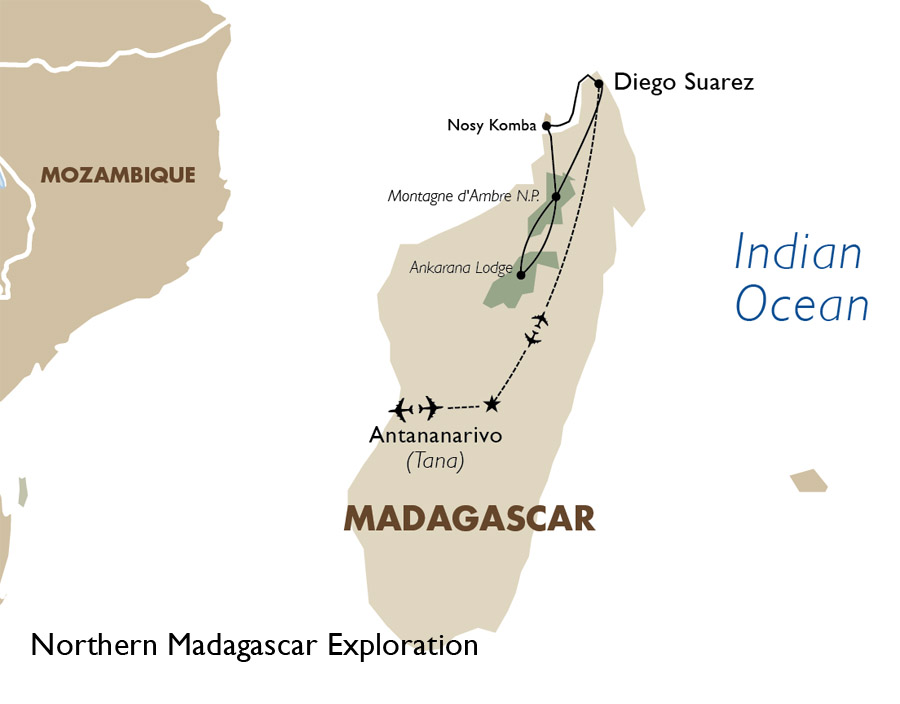 Northern Madagascar Exploration Madagascar Vacation