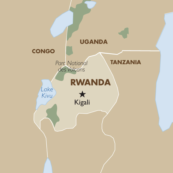 World Geography Africa Travel Brochure