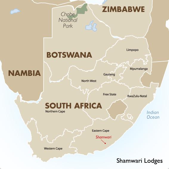 Shamwari Eagles Crag Lodge | South Africa Trips | Goway Travel