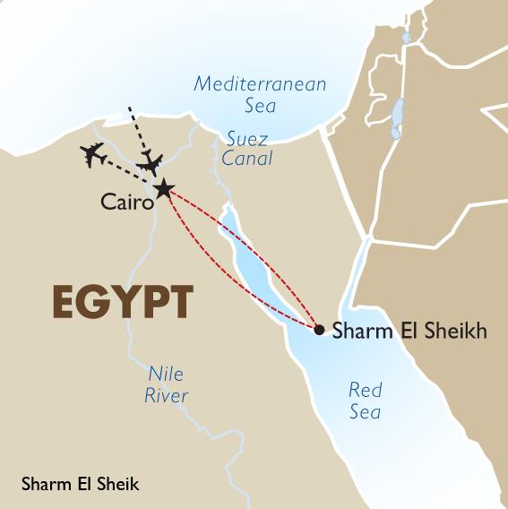 Sharm el sheikh egypt vacation tour goway travel sharm el sheik gumiabroncs Choice Image