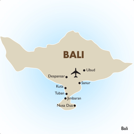 Affordable Luxury In Bali Incl Airfare Indonesia Goway Travel - Where is bali located