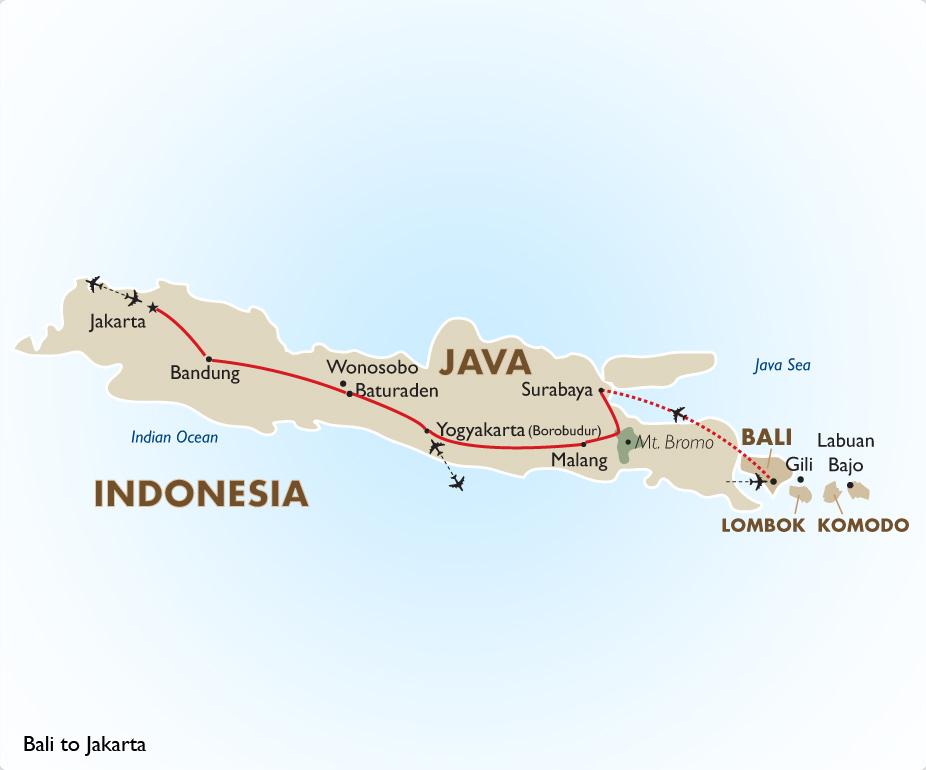 Jakarta Tours Indonesia Travel