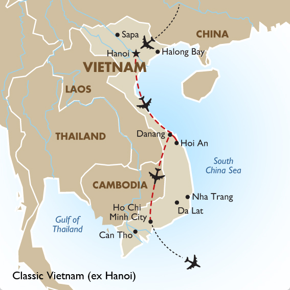 Hanoi Location