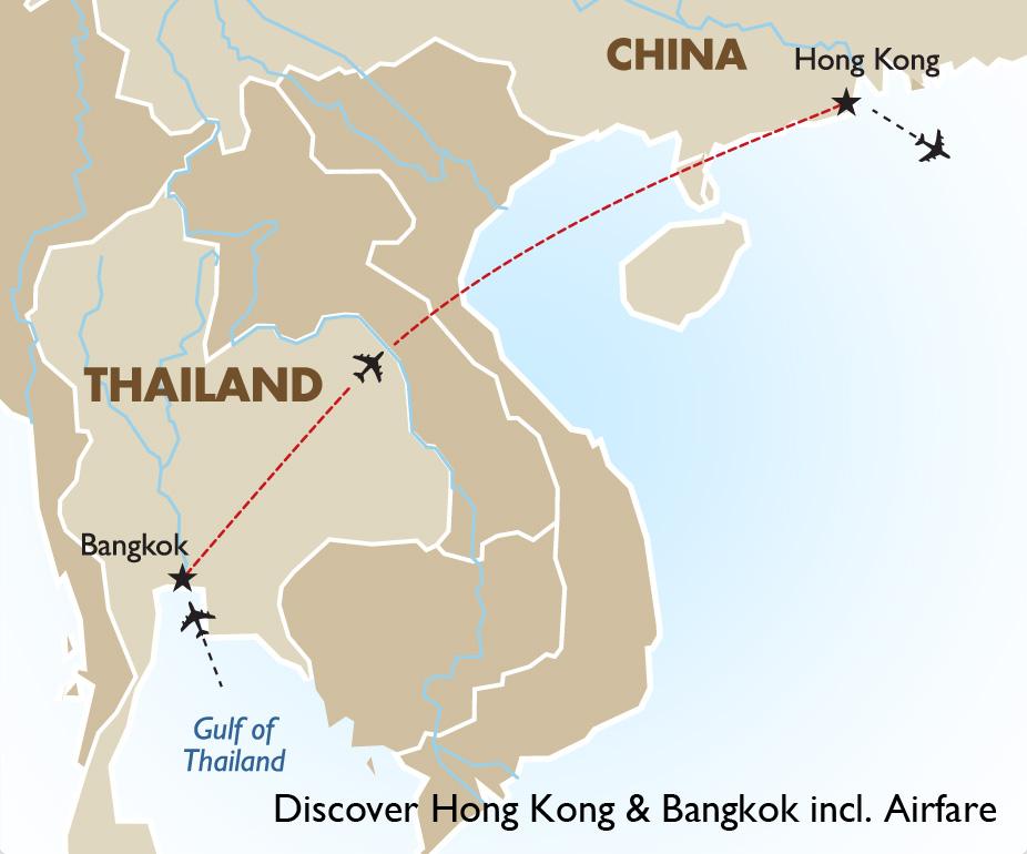 Discover hong kong and bangkok incl airfare goway travel discover hong kong and bangkok incl airfare gumiabroncs Choice Image