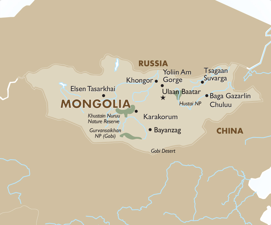 Mongolia Vacation, Tours & Travel Packages - 2019/20 | Goway